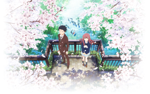 Koe no Katachi wallpaper entitled Koe no Katachi wallpaper