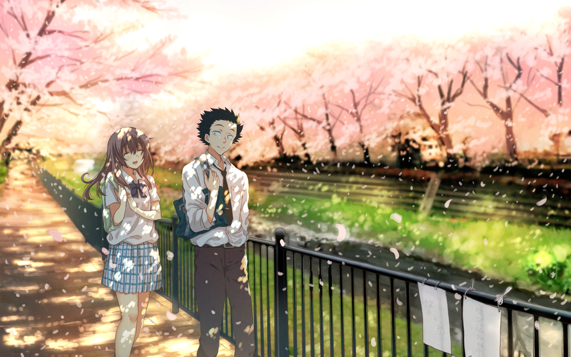 Koe No Katachi Images Koe No Katachi Wallpaper Hd Wallpaper And