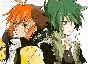 Kyouya and Nile