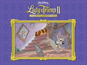 Lady And The Tramp II Scamps Adventure