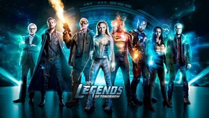 Legends of Tomorrow - Season 3 - Key Art