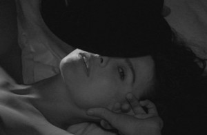 Lena Olin in Unbearable Lightness of Being