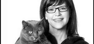 Lisa Loeb And Her Cat
