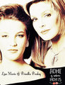 Lisa and Priscilla - lisa-marie-presley fan art