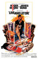 Live And Let Die Movie Poster  - james-bond photo