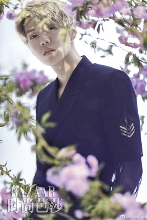 luhan for Harper's Bazaar China June 2017 Issue