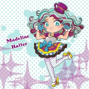 Madeline Hatter fan Art