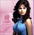 Madeline Smith  - james-bond fan art