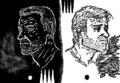 Man In Black and Jacob - lost fan art