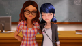 Marinette and Alya