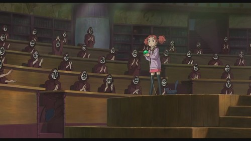 Mary and the Witch's blume Hintergrund called Mary and the Witch's blume Trailer 3 Screencaps