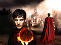 Merlin,Wallpaper - merlin-on-bbc wallpaper