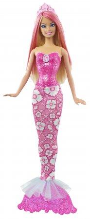 Mermaid बार्बी