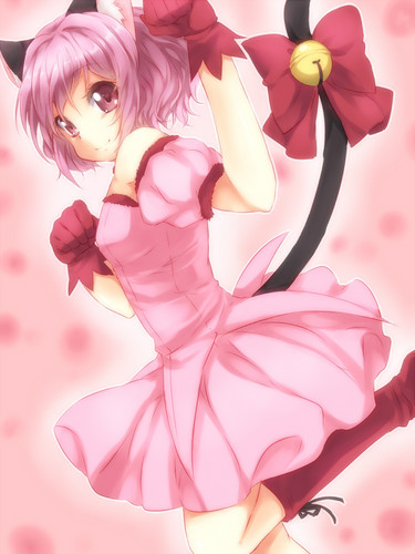 Ichigo wallpaper titled Mew Mew Ichigo