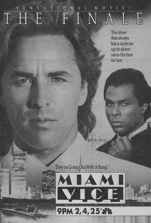Miami Vice - Series Finale Promo - May 21, 1989