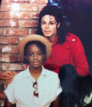 Michael And His Neice