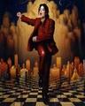 Michael Jackson  - celebrities-who-died-young fan art