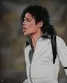 Michael Jackson  - the-80s fan art
