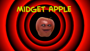 Midget Apple wallpaper