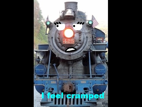 Thomas the Tank Engine wallpaper titled Mily vs borders