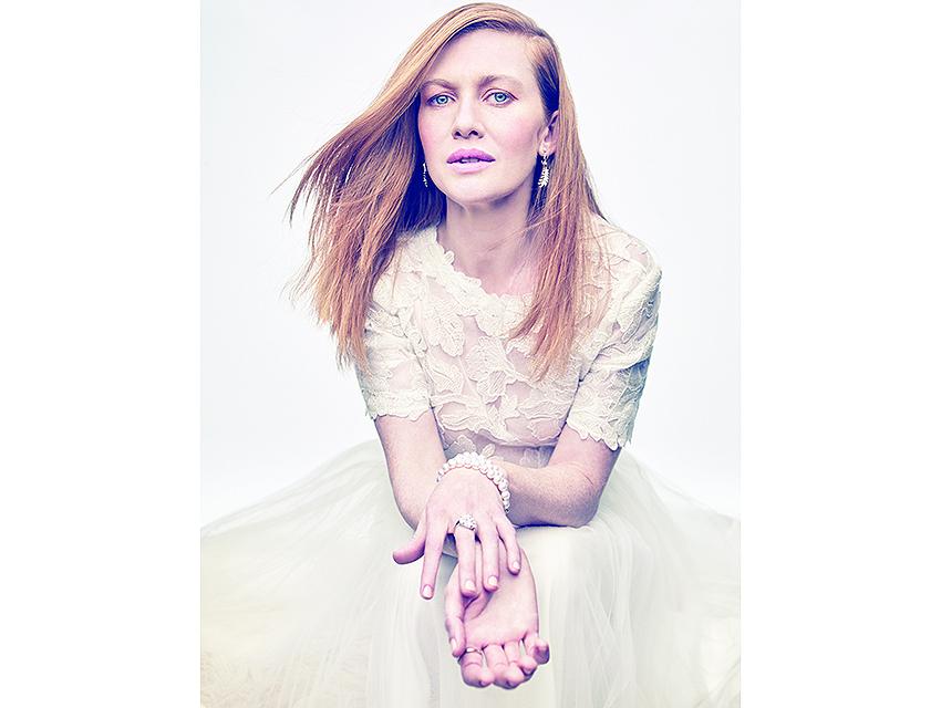 Mirielle Enos 'La Mag' Photoshoot