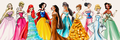 Modern DIsney Princess wallpaper
