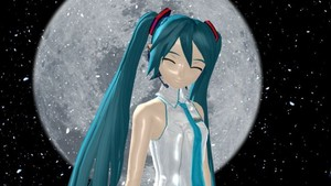 Moon Hastune Miku