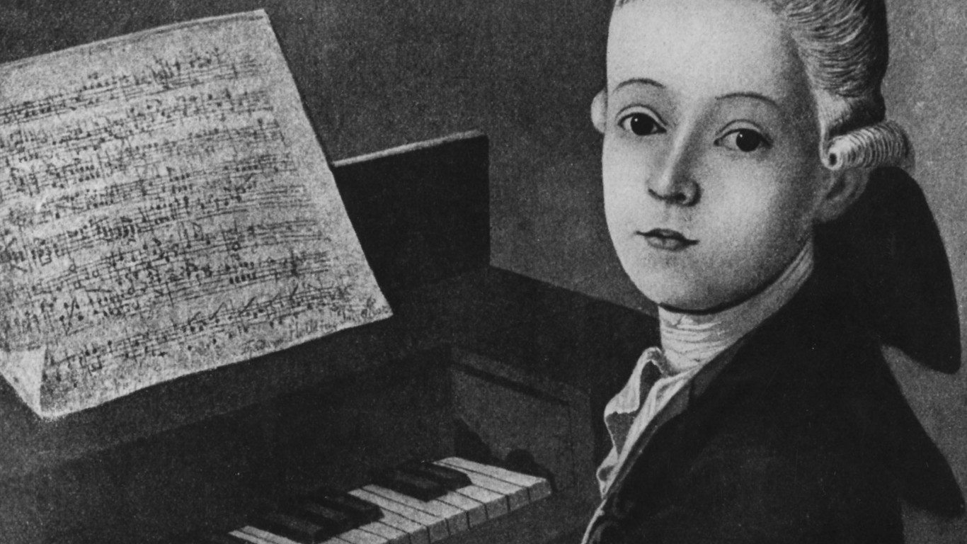 Wolfgang Amadeus Mozart - Best Of Wolfgang Amadeus Mozart - Forever Mozart