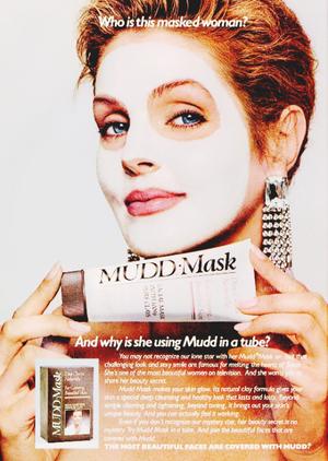 Mudd mask