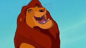Mufasa Laugh