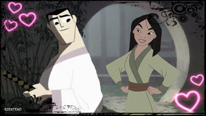 Mulan & Samurai Jack