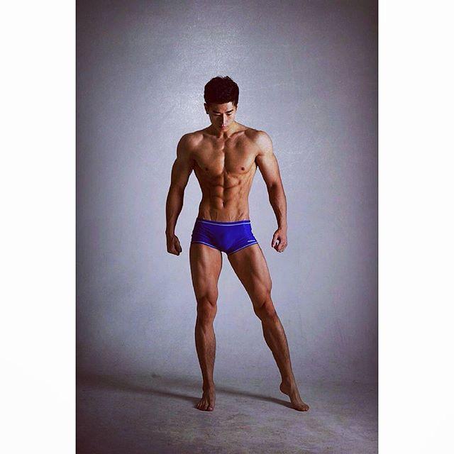 Muscular Body 001