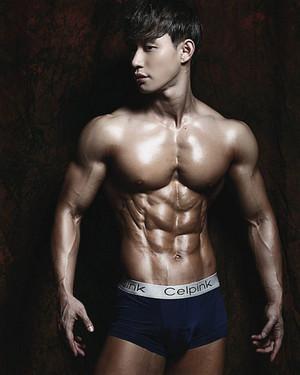 Muscular Body 004