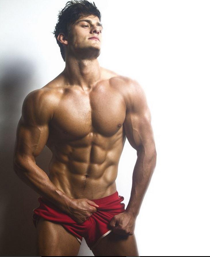 Muscular Body 006