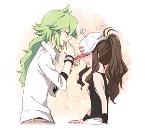 N and Touko/White
