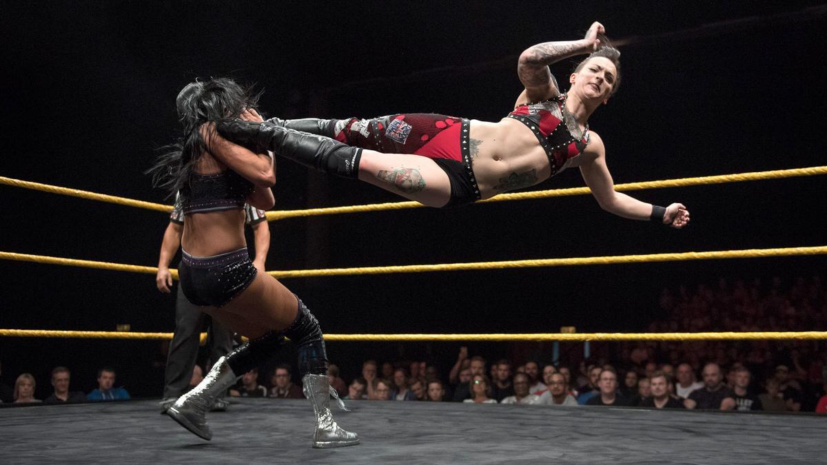 NXT Live - Brighton - UK - 8th June 2017