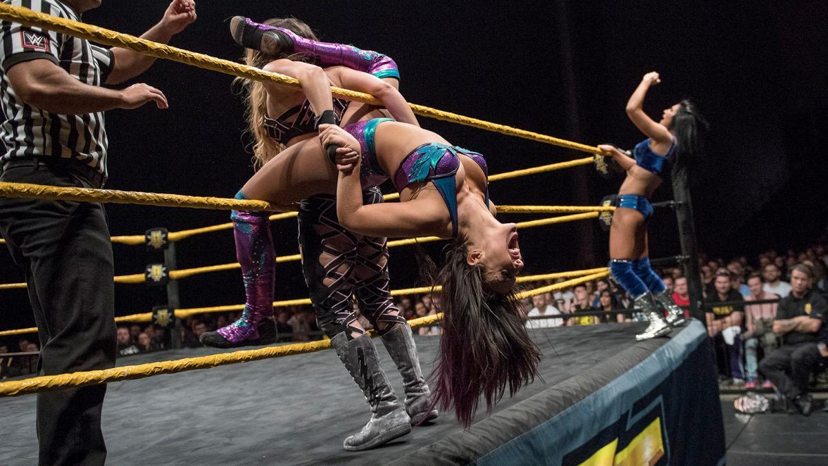 NXT Live - Leeds - UK - 7th June 2017