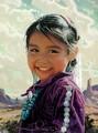 Navajo Smile by Brad Schmidt