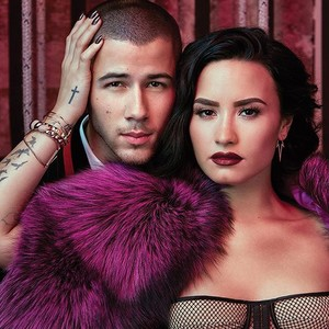 Nick and Demi