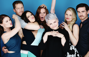 OUAT cast photoshoot