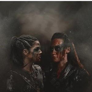 Octavia and Lexa