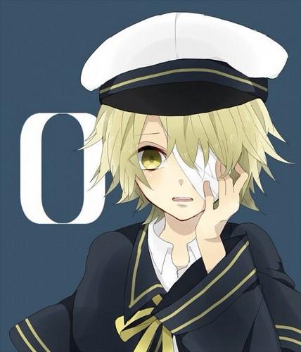 Vocaloid Oliver 壁纸 entitled Oliver