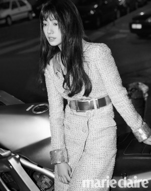 PARK SHIN HYE COVERS JUNE MARIE CLAIRE