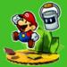 Paper Mario Characters - nintendo icon