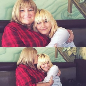 Paris And Her Mother, Debbie Rowe