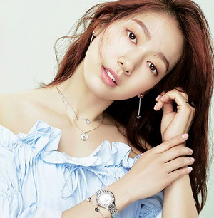 Park Shin Hye for Marie Claire; 2017