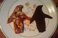 Penguin Pizza and Cookie - pittsburgh-penguins photo