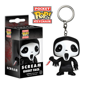 Pocket Pop! Keychain