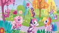 Ponyville - my-little-pony wallpaper
