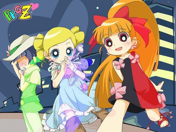 Powerpuff Girls Z